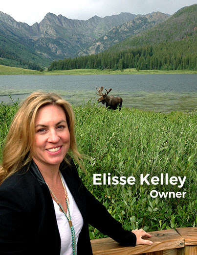 Elisse Kelley - Owner